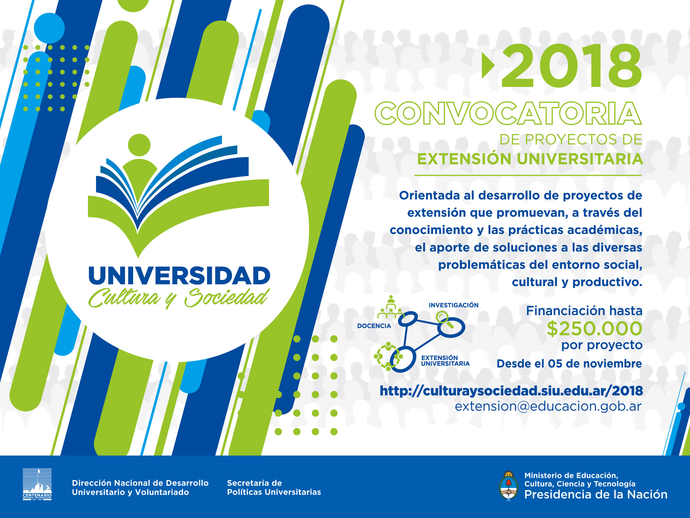 universidad cutura y sociedad 2018 - flyer - final